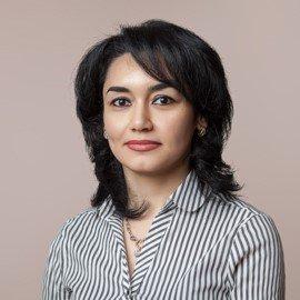 Хикматуллаева Азиза Сайдуллаевна