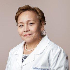 Миркасымова Халида Хафизовна