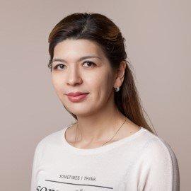 Суяркулова Дилдора Толибжоновна