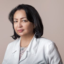 Усманова Гузал Зайнитдинова