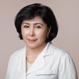 Асилова Мухайё Убаевна
