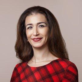 Маматова Раънохон Нажмиддиновна,