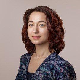 Жолдасова Елизавета Арустановна