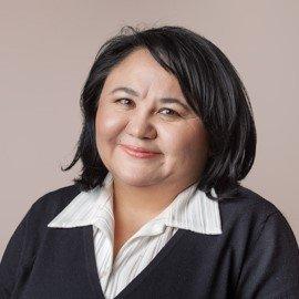 Bibikhavo A Anarbaeva